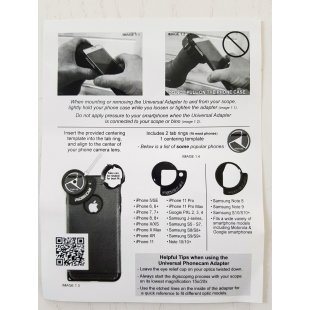 Monoklio adapteris telefonui Gadwall