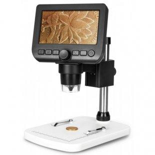 Skaitmeninis mikroskopas Levenhuk DTX 350 LCD 20x-600x