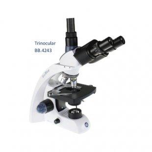 Mikroskopas trinokuliarinis Euromex Bioblue