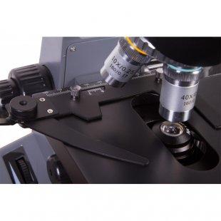 Mikroskopas trinokuliarinis Levenhuk 740T