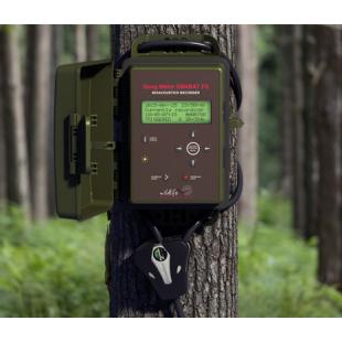 Šikšnosparnių detektorius Wildlife Acoustics Song Meter SM4BAT FS