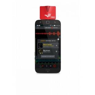 Šikšnosparnių detektorius Echo Meter Touch 2 Pro - Android