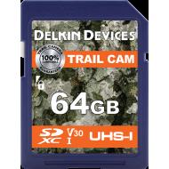 Atminties kortelė Trail Cam 64 GB