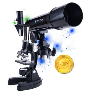 Teleskopas ir mikroskopas Multiview