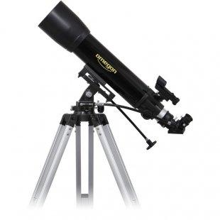 Teleskopas Omegon AC 102/660 AZ-3