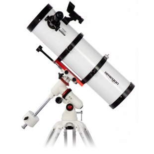 Teleskopas Omegon Advanced Telescope 150/750 EQ-320